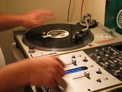 electronics, disc jockey, recording, compact disc, gramophone record,