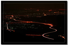 國道三號夜景