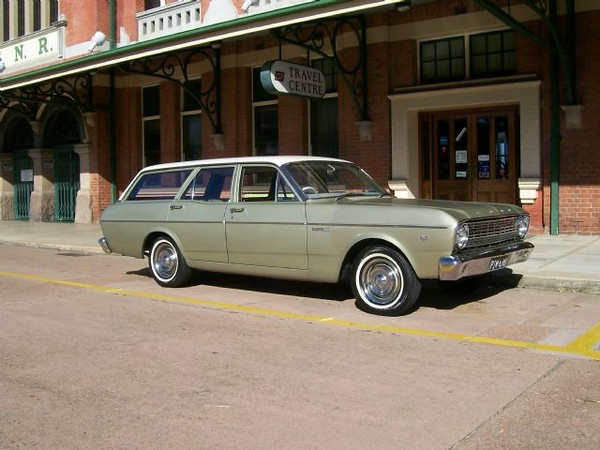 1967 Ford Xr Falcon Wagon Flickr Photo Sharing