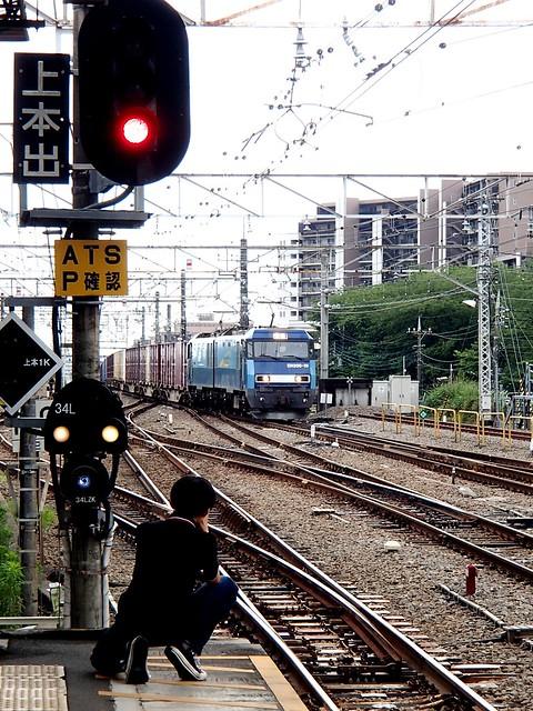 爱好铁路照片摄影 - naniyuutorimannen - 您说什么!