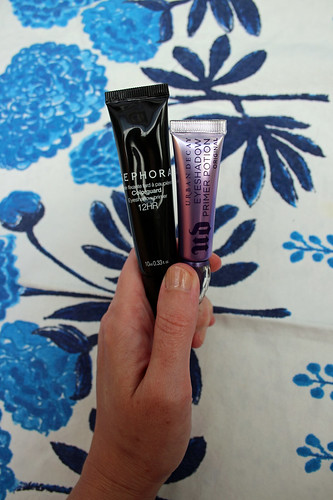 eye shadow primers