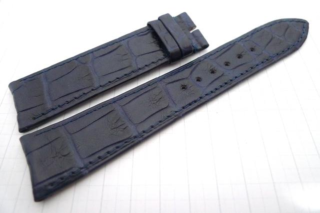 21/18 120/75 Navy Blu Curved