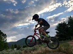 Miles Porter, Bike PressCamp 2017
