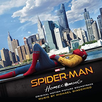 SpiderMan: Homecoming Original Motion Picture Soundtrack