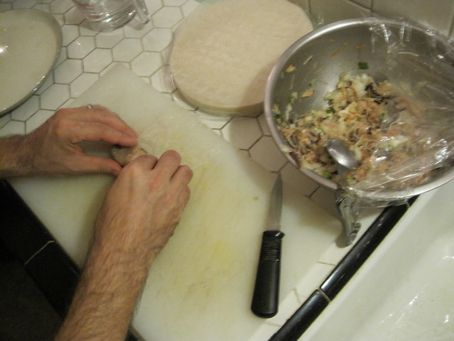 Making Vietnamese spring rolls - Cha Gio / Nem Ran | Flickr - Photo ...