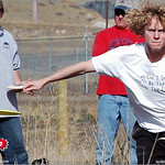 Carl Spencer at the 2005 Ice Bowl, West Arvada Course.