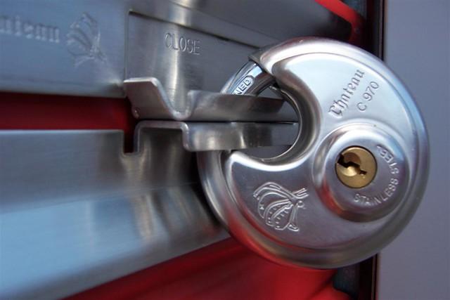 comstor self storage liberty acres ada ohio disc locks flickr photo sharing. Black Bedroom Furniture Sets. Home Design Ideas