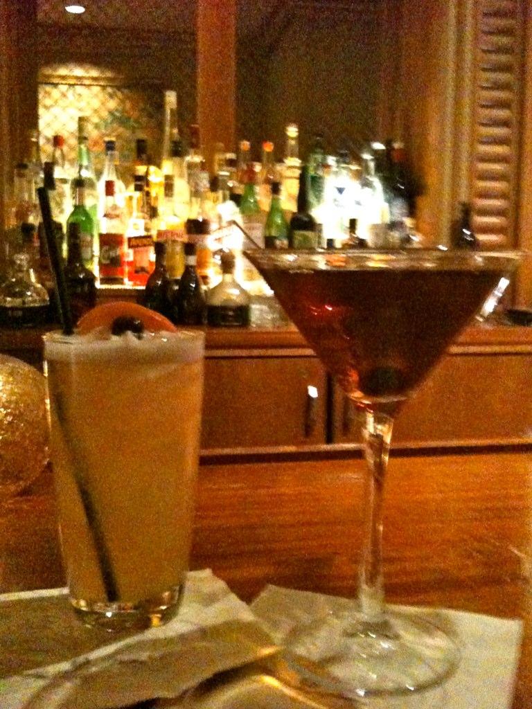 Waldorf - Astoria Cocktails
