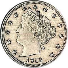 1913_Liberty_Nickel Olsen specimen