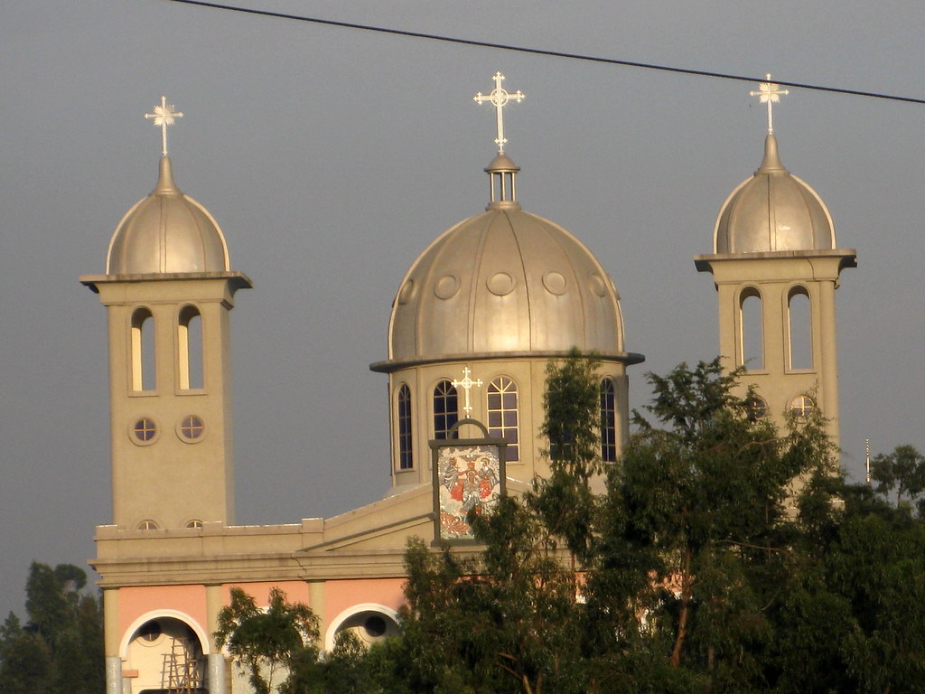 ETHIOPIAN ORTHODOX CHURCH-JULY-AUGUST 2009