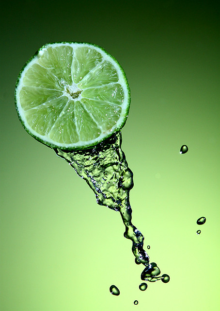 Splash Photography Makes Me Hungry For Fruits