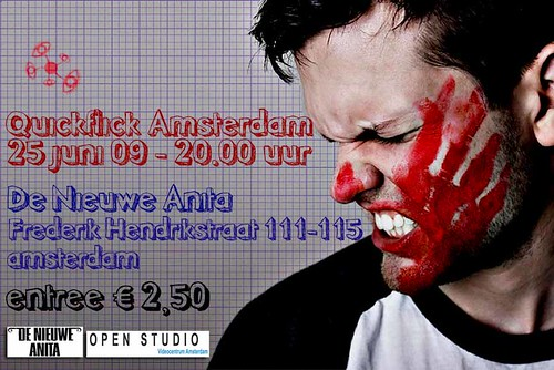 Slap in the Face Party Invite - Amsterdam
