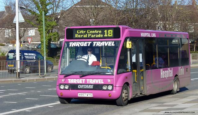 Target Travel X657WYG