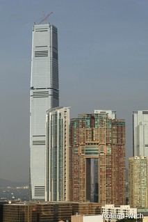 Hong Kong - International Commerce Centre