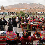 Monthly Crafts Market in Cusco, Peru