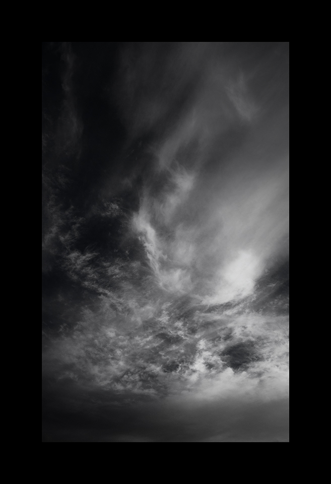 Cloudscapes:  Ongoing Disturbance by Nicholas M Vivian
