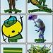 25 Turtle Art by Zeray John