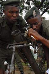 Burundi peacekeepers prepare for next rotation to Somalia, Bjumbura, Burundi 012210