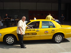 Yellow Cab Houston Clean Cab