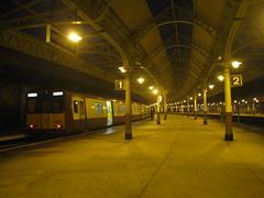 Winter morning, Wemyss Bay station II