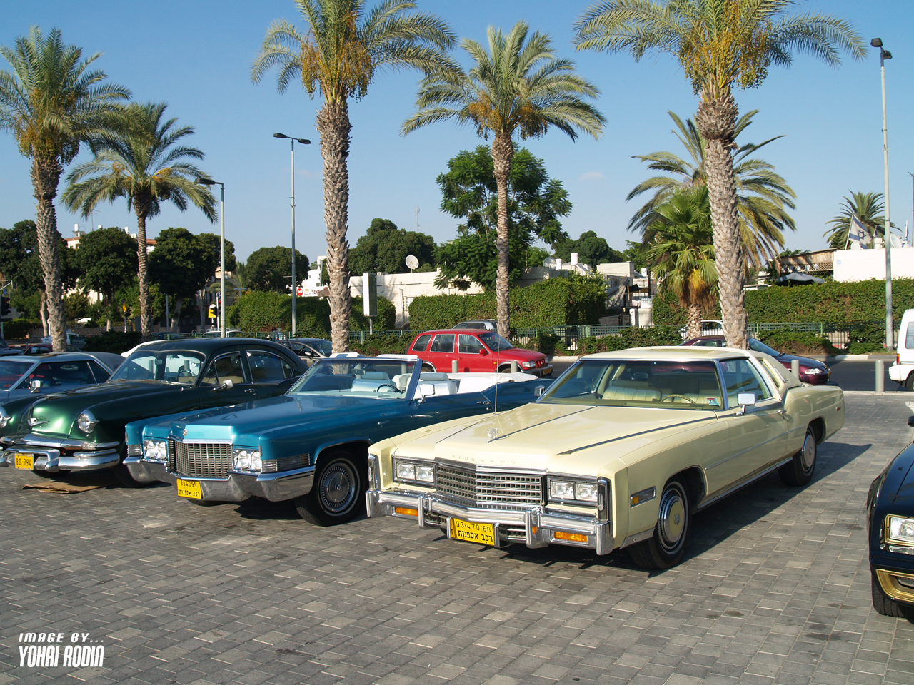 1978 Cadillac Eldorado Biarritz 1970 Deville Convertible Sedan