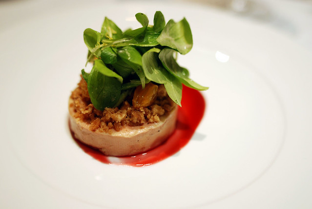 Ria: Foie Gras Torchon | Flickr - Photo Sharing!