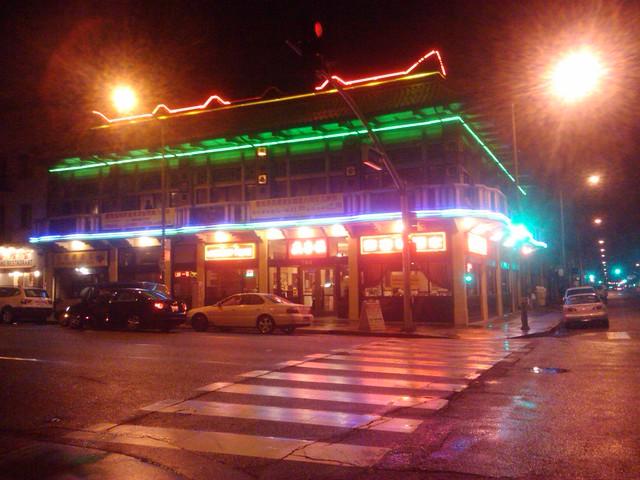 Chinatown Oakland