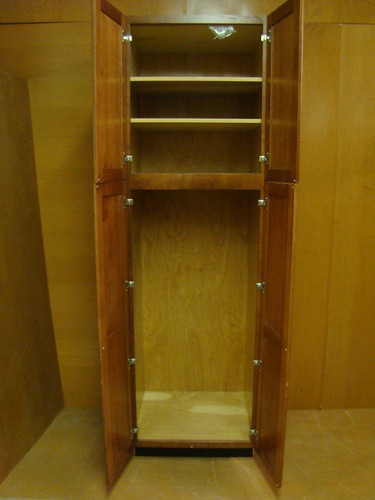 Kraftmaid Maple Kitchen Bathroom Pantry Cabinet 27 Ebay
