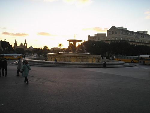 Malta's sunset