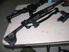 handgun, trigger, weapon, rifle, machine gun, firearm, gun, gun barrel,