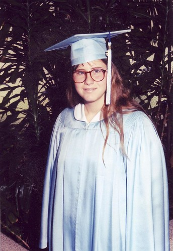 1996 Middle School Graduation