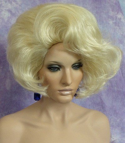 1960's Blonde Bombshell