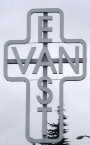 East Van Cross ~ portrait