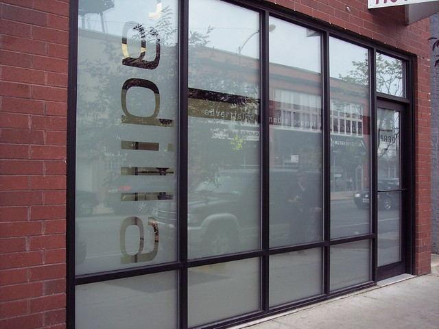 Etched Glass Or Frosted Glass Vinyl Film For Office Windows And Conference  Rooom Graphics