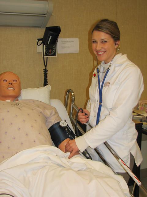 como é ser enfermeira nos EUA