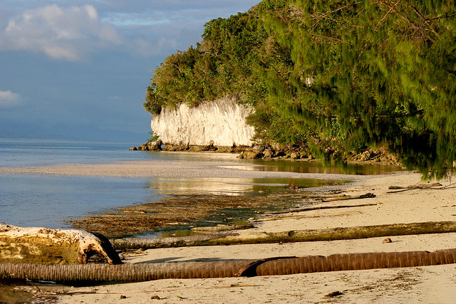 This is where I want to be - remote Indonesia.