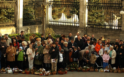 Holy Saturday in Lviv