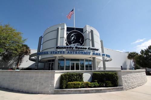 U.S. Astronaut Hall of Fame #001