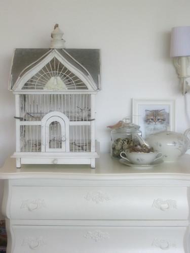 victorian birdcage