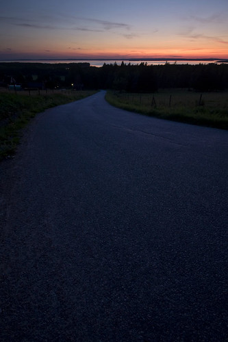 road sunset lake sweden sverige vättern östergötland sigma1020mmf456exdchsm canoneos40d övralid