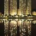 high-rises in Hongkong by guen-k