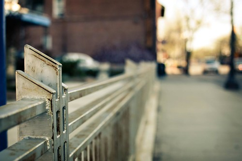 Photowalking Fence