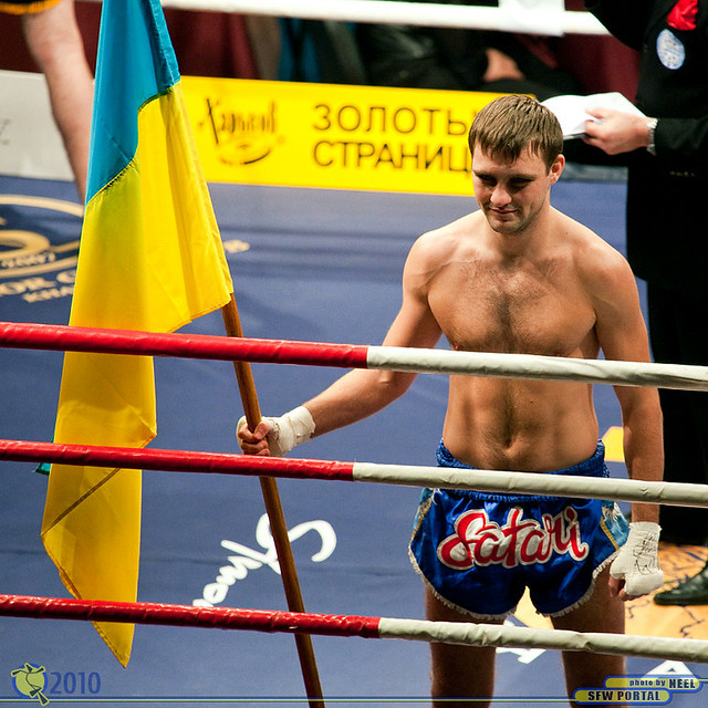 Muai Thai BIG8 in Ukraine, Kharkiv (02)
