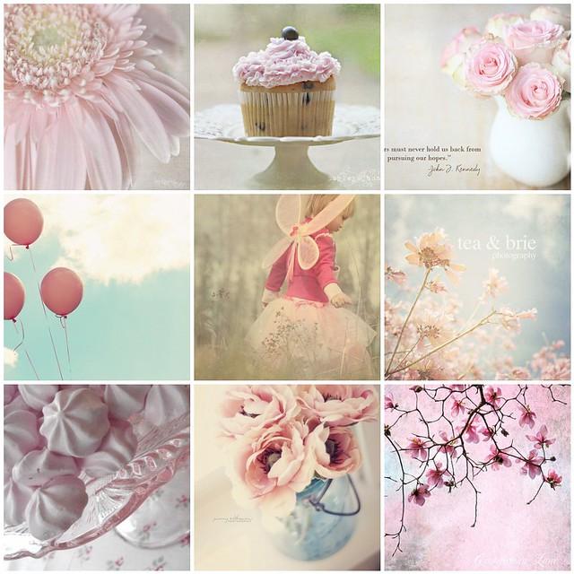 TILT: Shades of pink