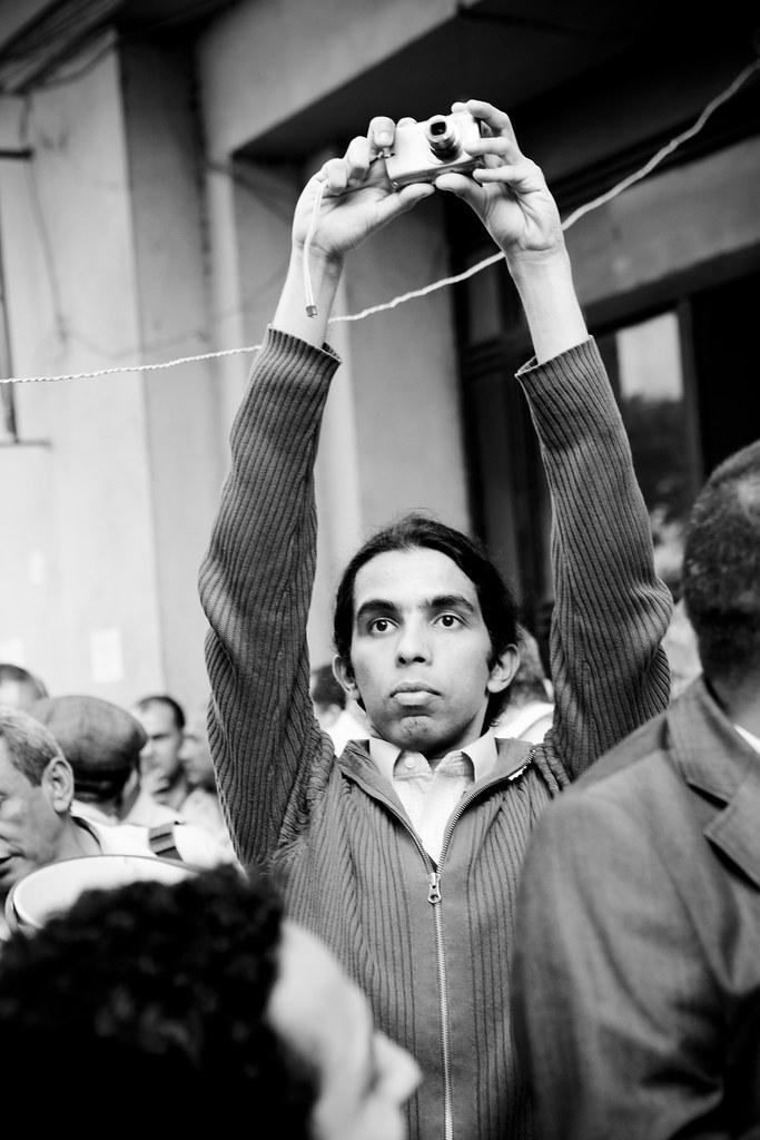 on black amr gharbeia عمرو غربية by hossam el hamalawy حسام