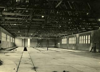 Vognhallen på Dalsenget (1923)