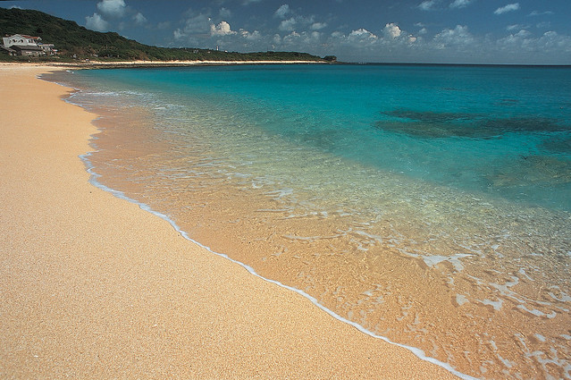 Kenting is one of the most popular beaches in Taiwan