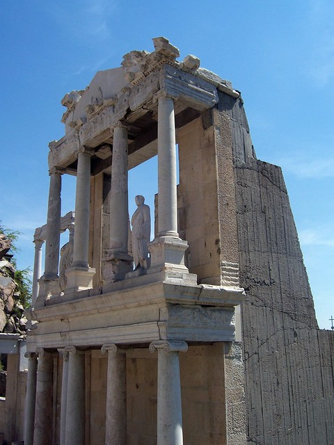 Roman Theatre, Philippopolis / Trimontium (Plovdiv, Bulgaria)