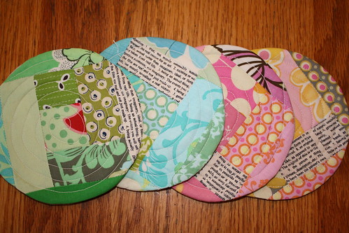 urban home goods swap {coasters}