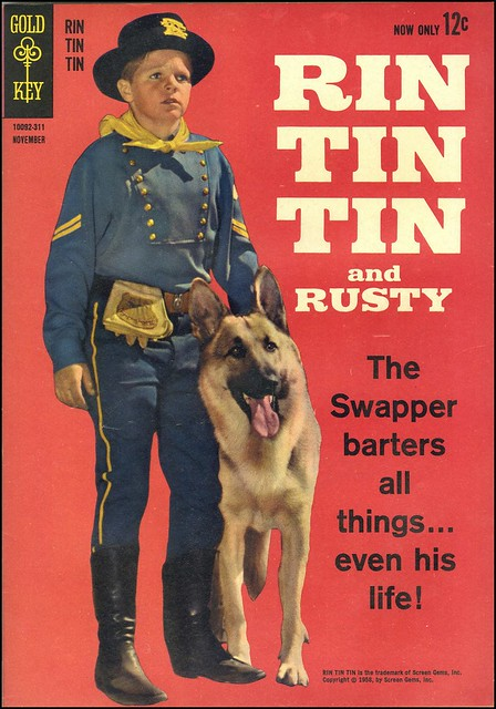 Rin Tin Tin and Rusty #1